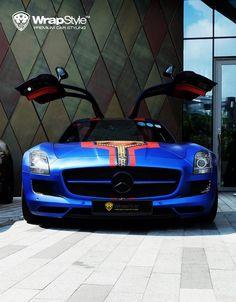 Superhero Foil For Supercars – automotive99.com