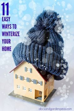 11 Easy Ways to Save Energy and Money This Winter by Winterizing Your Home