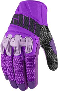 Overlord Glove - Purple Part # 014635 MSRP $46.95 Cdn