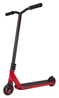 Chilli Reaper Fire Red/Black Complete Pro Scooter – Bakerized Action Sports