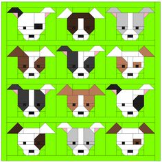 Welcome to the very first week in the Dog Gone Cute quilt along blog hop! Today I will be introducing the Blog Hop participants who will be ...