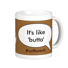 SNL Coffee Talk Quotes - FanMerch Coffee Mug #coffeetalk