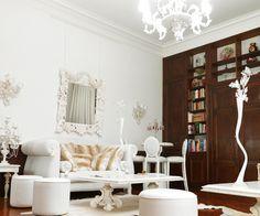 baroque decor | Style baroque que j'aime beaucoup