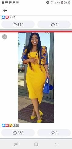 African Dress, Shoulder Dress, Dresses, Fashion, Vestidos, Moda, Fashion Styles, Dress, Fashion Illustrations
