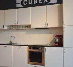 Cubex Keuken Wit Blanc
