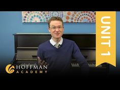 Learn how to play your first song with pianist Joseph Hoffman. Simple, clear instructions. Perfect for beginners with no prior experience. For ages 5+