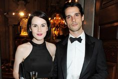 'Downton Abbey' Star Michelle Dockery's Fiancé Has Tragically Passed Away at 34