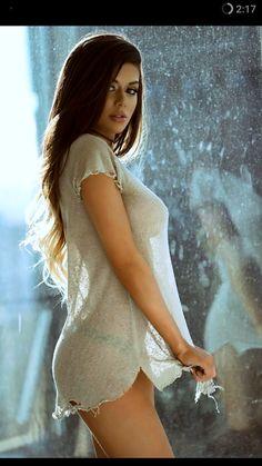 Model Rhiannon Randy Fetish