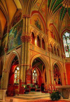 Tabernacle of Cathedral of St John The Baptist     Savannah GA