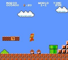 Mario, Luigi, and Me