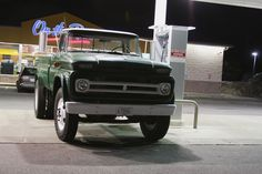 """check out """"Goliath"""" a 1965 Chevy C50 over on Bangshift.com"""