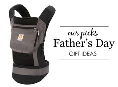 Father's Day Gift Ideas {from Project Nursery} #fathersday