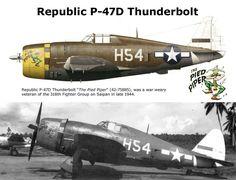 Rebublic P-47D Thunderbolt
