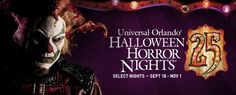 Universal's Halloween Horror Nights!  When the sun sets, the screams come out!  Lean more by emailing me at jodi@olptravel.com.