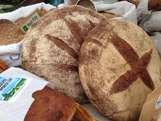 Artisan Bread - #SantaMonica #FarmersMarket - #November 2013