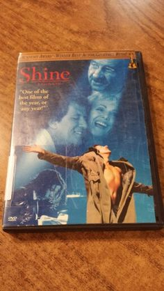 Shine is the compelling and poignant sorry of a young man who defies his father's wishes in order to pursue his dreams.