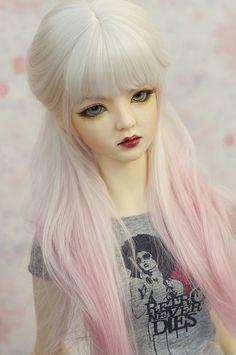 recent SD size alpaca wigs | Flickr - Photo Sharing!
