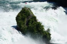 The Mystery of Missing Waters – On The Road Again Rhine Falls Switzerland, Visit Switzerland, Cool Places To Visit, Places To Travel, On The Road Again, Lake Geneva, Medieval Castle, Heaven On Earth, Natural Wonders