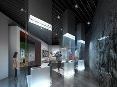 Memorial Museum/ Jangheung-gun / Jeollanam-do Province /. 장흥석대들 동학농민박물관
