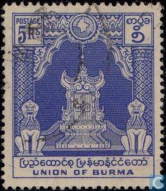 Burma -Independence 1952