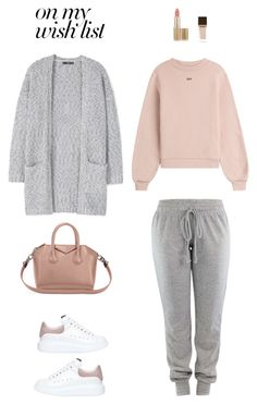 """""""#PolyPresents: Wish List"""" by darklady028 on Polyvore featuring moda, MANGO, Off-White, Alexander McQueen, Givenchy, L'Oréal Paris, Tom Ford, contestentry y polyPresents"""