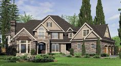 Love this floor plan especially the mud room! The Hallsville House Plan - 6770