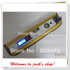 19.00$  Buy now - http://ali6ji.shopchina.info/1/go.php?t=1440743356 - P134 Digital angle level 400mm Digital Angle Finder Meter Protractor Spirit Level 19.00$ #aliexpress