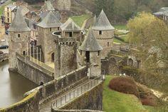 Château des Fougères, Fougères, Ille-et-Vilaine (35)