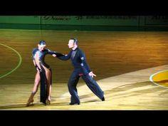 Maurizio Vescovo & Andra Vaidilaite 2nd place Honorary Dance - Taipei - Ballroom Dance TubeBallroom Dance Tube