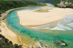 Praia de Odeceixe - Aljezur, Algarve