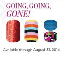 Haven't heard if Jamberry? Now is the time to try it out!   A lot of the wraps from our current catalog are heading into retirement at the end of August.   They an amazing replacement to nail polish-no chipping, long lasting and stylish!  Message me for details slhalldo@hotmail.com  Find me on Facebook: https://m.facebook.com/shalldorsonconsultantjamberry?ref=bookmark  Or you can order online: shalldorson.jamberrynails.net
