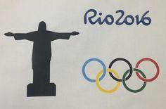 *Lancement des JO 2016 à Rio de Janeiro* #jeuxolympiques #riodejaneiro 🏆🇧🇷