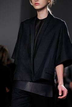 Calvin Klein Collection Spring 2011 RTW, NYFW.