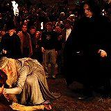 Kᴀᴛʀɪɴ - Gᴇʀᴍᴀɴ - I love Alan Rickman and my Favorite Character is Snape. Professor Severus Snape, Harry Potter Severus Snape, Severus Rogue, École Harry Potter, Harry Potter Universal, Harry Potter Characters, Slytherin, Hogwarts, Alan Rickman Always