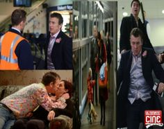 EastEnders' Alfie Moon ditches Roxy Mitchell on their wedding day... and chases a fleeing Kat through airport to declare his undying love...