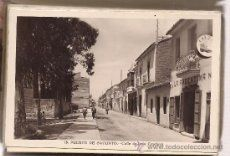 Puerto de Sagunto Calle Luis Cendonya. Animada. Regtor. Sin circular