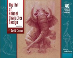 paddysbooks too — The Art of Animal Character Design with David Colman