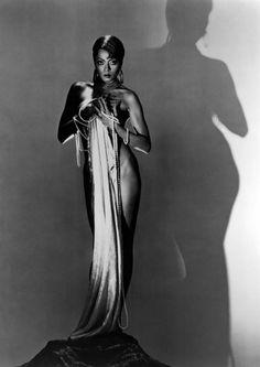 Diana Ross as Josephine Baker.