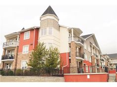 457 26 VAL GARDENA View SW in Calgary: Springbank Hill Condo for sale : MLS(r) # C4062009