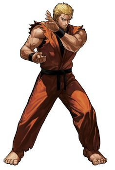 Ryo Sakazaki - King of Fighters XIII