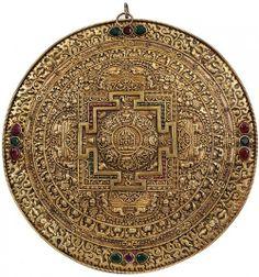 Dorje Mandala with 8 Auspicious Symbols                                                                                                                                                                                 More