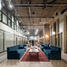 Chapter Kings Cross by Tigg + Coll