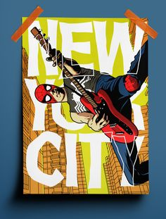 New York City Created by Butcher Billy || Tumblr