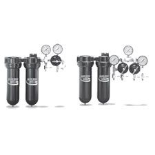 Coalescer Filter-Regulator Units-Enjoy the automatic drain!