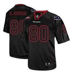 05c81773b5b Andre Johnson Lights Out Jersey for sale only at  99.99 with stitched on  A.JOHNSON