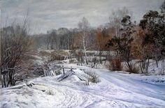 красота русского пейзажа – 10