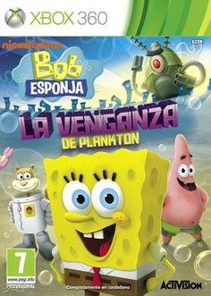 Bob Esponja - La Venganza de Plankton