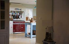 cottage extension new kitchen linehan construction Farmhouse Renovation, Farmhouse Ideas, Cottage Extension, Old Cabinets, Neutral Color Scheme, House Extensions, Cabinet Colors, Small Appliances, Kitchen Colors