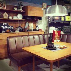 「#unico#ウニコ #unico新宿 #interior#インテリア #WYTHE#CafeStyle」