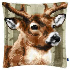 Shop our expansive collection of needlework and Needlepoint Pillows at Stitchery. Fabulous selection of Needlepoint Pillows with low flat-rate shipping! Cross Stitch Pillow, Cross Stitch Love, Cross Stitch Animals, Counted Cross Stitch Kits, Cat Cross Stitches, Cross Stitch Needles, Cross Stitch Embroidery, Cross Stitch Patterns, Needlepoint Pillows